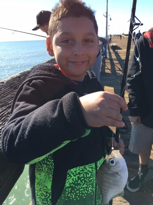 Reel Anglers Fishing Show at Ventura Pier